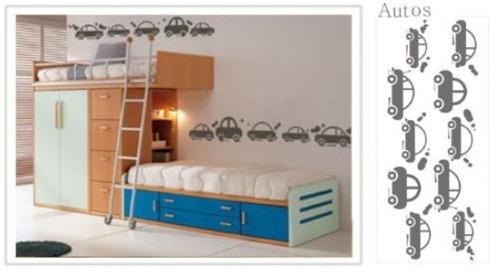 Stiker vinilos decorativos infantiles p reyes de la casa for Articulos decorativos para casa