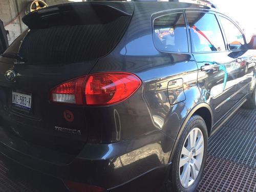Subaru B9 Tribeca 5p Base Aut 7 Pasaj Piel Dvd 2009