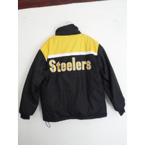 Chamarra De Los Steelers De Pittsburgh Nfl Original