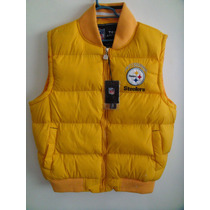 Chaleco Nfl Team Apparel Pittsburg Steelers Importado