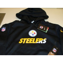 Nfl Pittsburgh Steelers Talla X-large Sudadera Nike Acereros