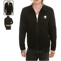 Hot Topic Chamarra Epic Meal Time Bacon Station Jacket M