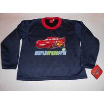 Sudadera Sweater Para Niño Cars Rayo Mcqueen 6 Años Hm4