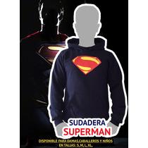 Sudadera Superman Supero Heore