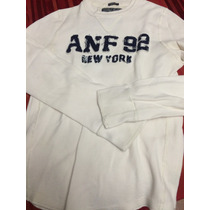 Abercrombie Thermal Sudadera Talla S