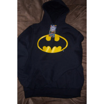 Sudadera Batman Dc Comics, Original 100%