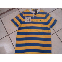 Ralph Lauren Playera Polo Vintage Look Talla L $890