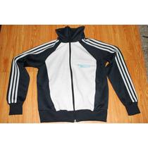 Sudadera Adidas Originals Talla M Adolescente Blanca Y Negra