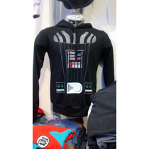 Sudadera Star Wars Darth Vader Chamarra Hoodie