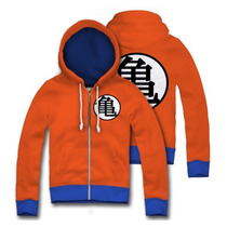 Hoodie Súper Guerrero Mascara De Latex Dragon Ball Z Goku