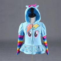 Chamarra Sudadera My Little Pony