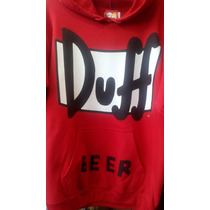 Sudadera Duff Simpsons Original