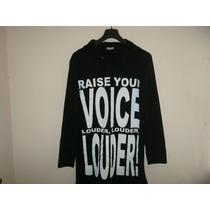 Dior Homme Hoodie Raise Your Voice Nuevo Chico Original