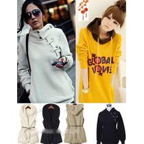 Moda Japonesa Oriental Asiat Hodie Sudadera Abrigo Saco S Xl