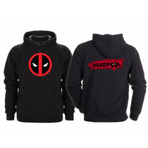 Sudadera Deadpool Marvel Comics