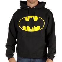 Sudadera Original Batman Dc Comics Hoodie Serie Heroe