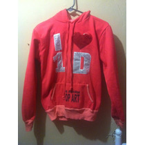 Limpia De Closet Sudadera De One Direction Color Coral T12