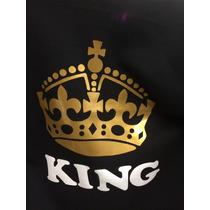 Sudaderas Queen Y King Personalizadas Excelente Calidad