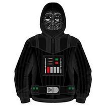 Sudadera Chamarra Niño Darth Vader Star Wars Disney Mediana