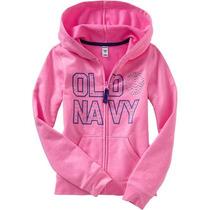 Chamarra Hoodie Old Navy Para Niña 10-12 Años!!