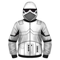 Sudadera Chamarra Niño Stormtrooper Star Wars Disney Mediana