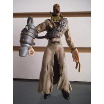 Skull Strike Scarecrow Espantapajaros Batman Begins Mattel