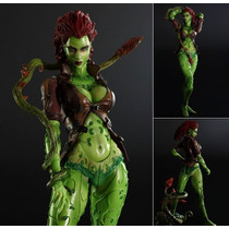 Figura Poison Ivy Batman Arkham City Play Arts Kai