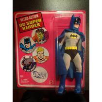 Figura De Accion Mattel Tipo Mego. Batman