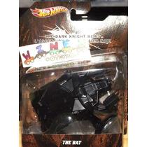 Batman Hot Wheels The Bat El Murcielago Escala 1/50 Mmu