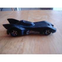Batimobil Hot Wheels Fierro Dc Comics 2003 Mide 9 X 3 Cms