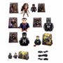 Jada Batman V Superman Lote De Figuras En Metal