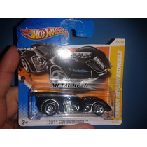 Batman Hot Wheels Arkham Asylum Batimobil