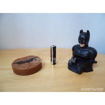 Dos Juguetes Batman Dark Knight 2008 Figura Burger King Md4
