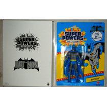 Batman 30 Aniversario Super Powers 6 Con Brazo Kalibak