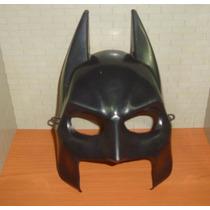 Mascara De Batman De Plastico Bootleg