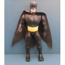 Figura Bootleg Batman - Plástico Tipo Leono - Vintage - 80
