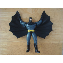 Figura Batman Dc Comics Mide 10 Cms