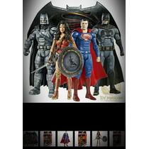 Figuras De Acción Batman V Superman.