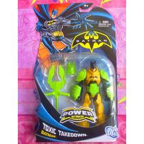 Batman Figura Toxic Takedown