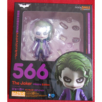 Joker - Guasón Nendoroid #566 - Batman The Dark Knight