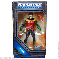 Robin Damian Wayne Dc Comics Signature Collection 6 Mattel