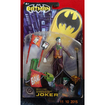 The Joker - Comic Style Batman Series 1 - 2003 Mattel