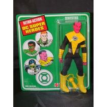 Retro Mattel Tipo Mego. Linterna Verde Sinestro