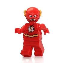 Lego Batman Dc Super Heroes The Flash Minifigure (2014)