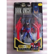 Legends Of The Dark Knight Neural Claw Batman Kenner