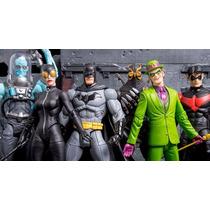 Oferta Temporal Batman Dc Greg Capullo Figuras Red Hood Joke