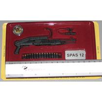 Juguete: Arma A Escala P Figuras De 12 Pulg Escopeta Spas