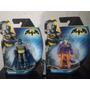 Batman Y Joker Figuras De 10 Cm Mattel