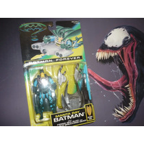 Manta Ray Batman Batman Forever Figura Dc Coleccion