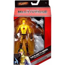 Dc Reverse Flash Tv Justice Buster Multiverse 2016 Mattel